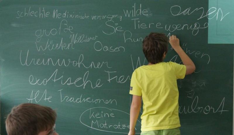 Workshops an Schulen